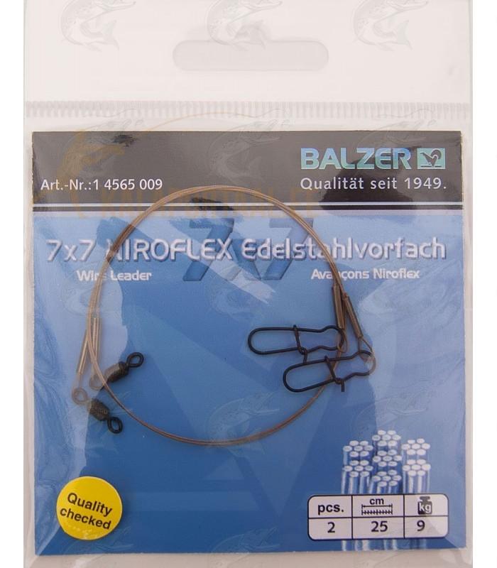 Tross Balzer 7x7 Niroflex