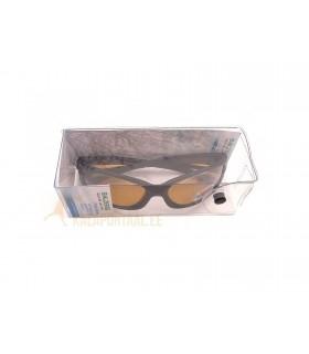 Box of the Balzer polaroid sunglasses