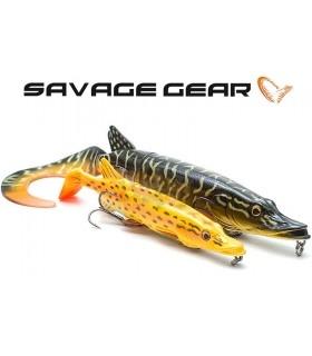 Savage Gear 3D Hybrid Pike