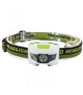 600 Lumens R3+2 LED Headlamp