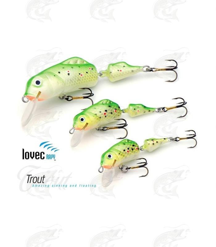 Lovec-Rapy Trout