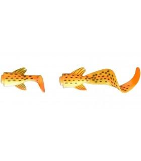 Savage Gear Hybrid Pike Spare Tails | Albino Pike