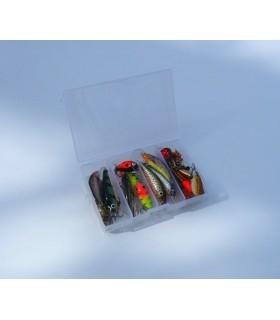 Ühepoolne läbipaistev karp