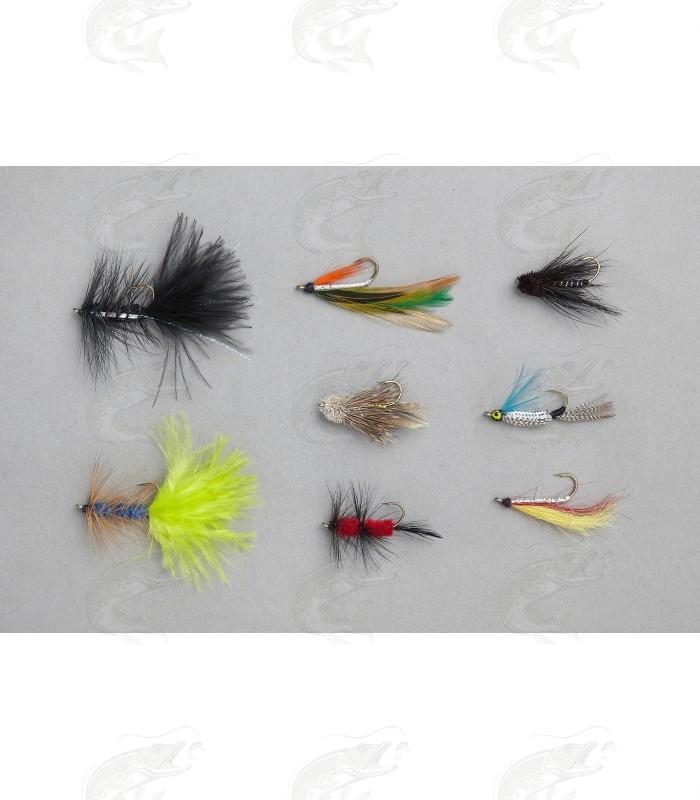 """Lendõnge putukate komplekt Balzer """"Trout Streamer"""""""
