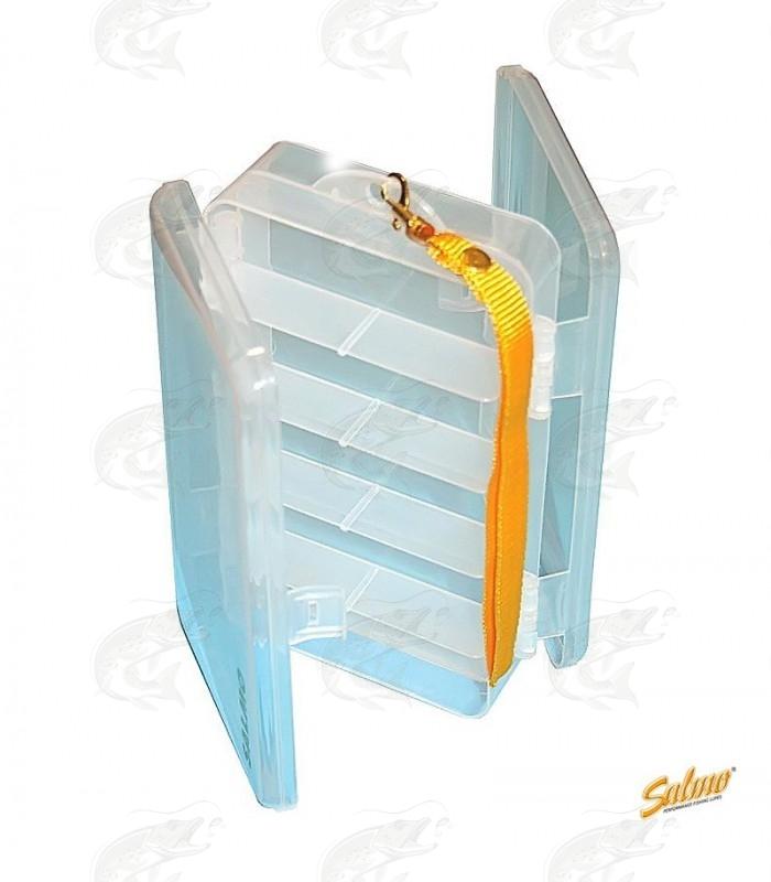 Kahepoolne karp Salmo Double Sided 19 x 11 x 4,8 cm