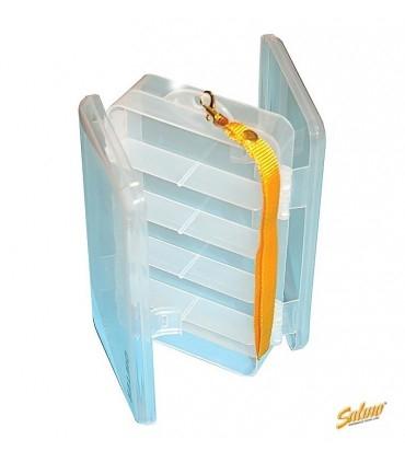 """Kahepoolne karp """"Salmo Double Sided"""" 19x11x4,8 cm"""