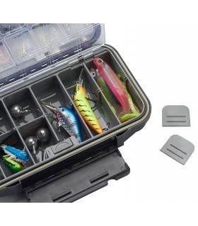Balzer Tackle Mate Waterproof Utility Box 19,5 x 11,0 x 4,5 cm