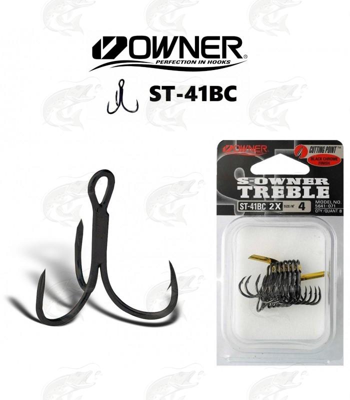 Treble Hooks Owner ST-41BC