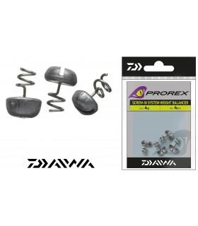 Daiwa Prorex Screw-In Weight Balancer