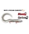 """Kummilantide rakendus """"Savage Gear Carbon49 Stinger"""""""
