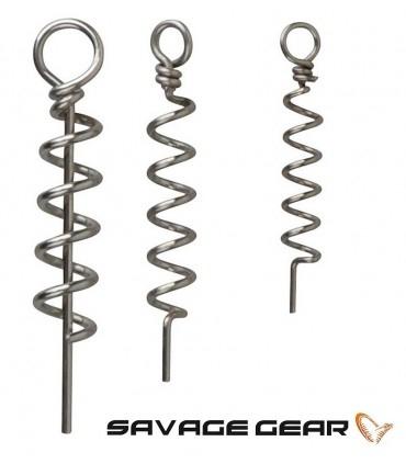 "Kummilantide otsakruvi ""Savage Gear Corkscrew"""