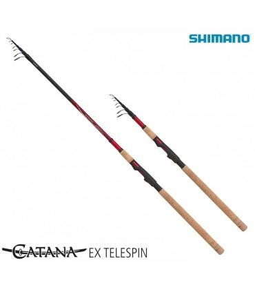 Shimano Catana EX Telespin