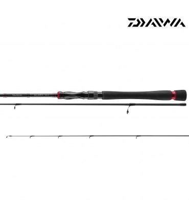 Daiwa Ballistic X UL Spin