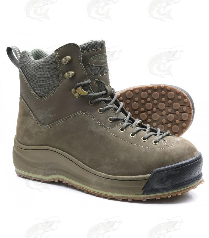 Vision Nahka Wading Boots