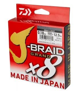 Daiwa J-Braid Grand X8 braided line