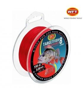 WFT Targetfish 8 Barsch / Perch Braided Line