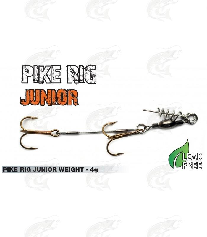 "Kummilantide rakendus ""Darts Pike Rig Junior Weight"""