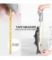 Mõõdulindiga kalakaal Aqua FS-100