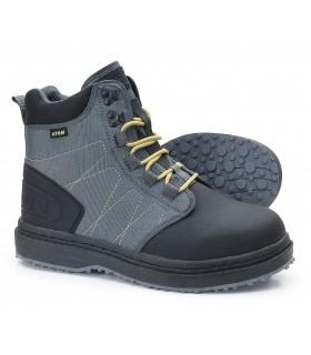 Vision Atom Wading Boots | GUMMI sole