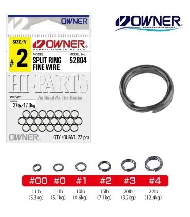 Split Rings Owner 52804