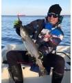 Viirastus Medusa handmade spoons for sea trout