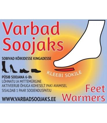 Feet Warmer 9,5 X 7,5 cm
