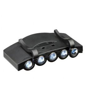 Nokamütsile kinnitatav LED-valgusti