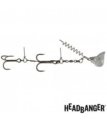 Kummilantide rakendus Headbanger RockerHead Stinger