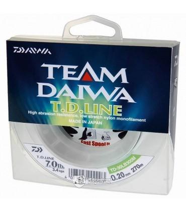 Team Daiwa T.D monofilament line