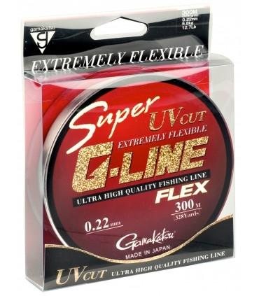 Gamakatsu Super G-Line Flex monofilament line