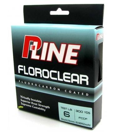 P-Line FloroClear fluorocarbon line
