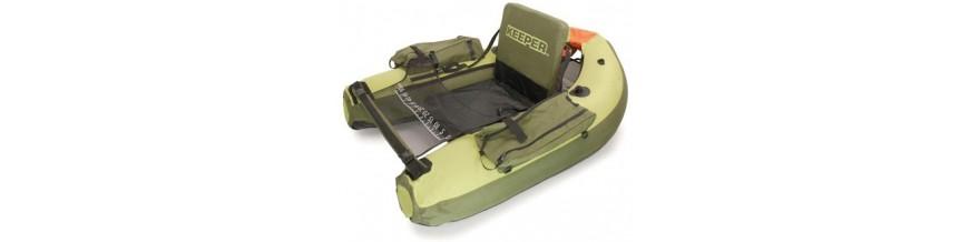 Belly Boat / Float Tube varustus