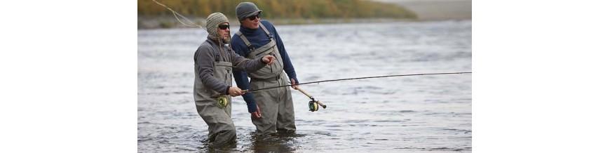 Kahlamisvarustus kalamehele